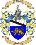 O'Hickey Family Coat of Arms from Ireland