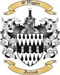 O'Higgin Family Crest from Ireland