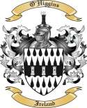 O'Higgins Family Coat of Arms from Ireland