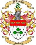 O'Loogue Family Coat of Arms from Ireland2