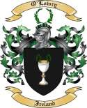 O'Lowry Family Coat of Arms from Ireland2