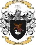 O'Madden Family Crest from Ireland