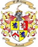 O'Mahony Family Coat of Arms from Ireland