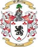 O'Molloy Family Coat of Arms from Ireland