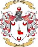 O'Mullan Family Crest from Ireland