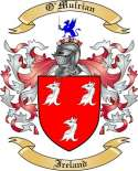 O'Mulrian Family Coat of Arms from Ireland