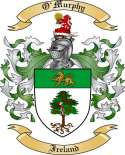 O'Murphy Family Crest from Ireland2