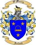 O'Murry Family Coat of Arms from Ireland