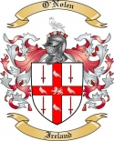 O'Nolen Family Coat of Arms from Ireland