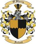 O'Sherry Family Coat of Arms from Ireland2
