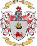 O'Toomy Family Coat of Arms from Ireland