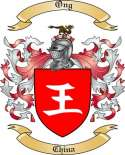 Ong Family Crest from China