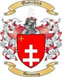 Ouderkirk Family Coat of Arms from Germany