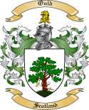 Ould Family Coat of Arms from Scotland2