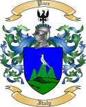 Pace Family Coat of Arms from Italy
