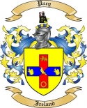 Pacy Family Coat of Arms from Ireland