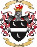 Page Family Crest from England