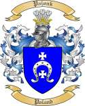 Pajonk Family Crest from Poland