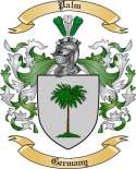 Palm Family Crest from Germany (2)