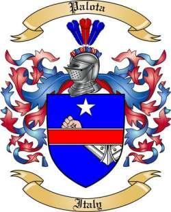 Palota Family Coat of Arms from Italy2