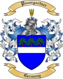 Paumgartner Family Crest from Germany2