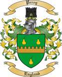 Perry Family Crest from England2