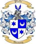 Pfaffe Family Coat of Arms from Germany2