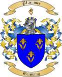 Pflaumer Family Coat of Arms from Germany