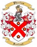Pharlan Family Crest from Scotland1
