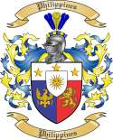 Philippines Family Crest from Philippines