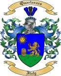 Quartararo Family Coat of Arms from Italy