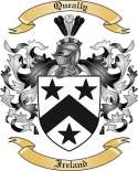 Queally Family Crest from Ireland