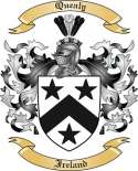 Quealy Family Coat of Arms from Ireland