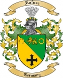 Rafuse Family Crest from Germany