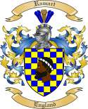 Ramart Family Crest from England