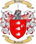 Ranken Family Crest from Scotland