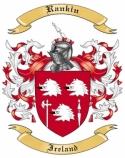 Rankin Family Coat of Arms from Ireland