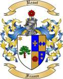 Razet Family Crest from France