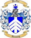 Reafler Family Crest from Germany