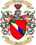 Reategui Family Coat of Arms from Spain