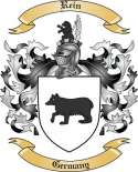 Rein Family Crest from Germany3