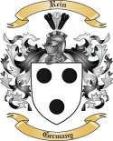 Rein Family Crest from Germany