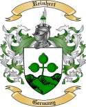Reinhert Family Crest from Germany2