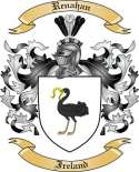 Renahan Family Coat of Arms from Ireland2
