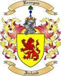 Renegan Family Coat of Arms from Ireland3