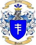 Renka Family Crest from Poland