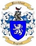 Roachfort Family Crest from England