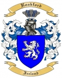 Roakford Family Coat of Arms from Ireland