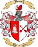 Robens Family Crest from Switzerland
