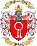 Sadovshchikov Family Crest from Poland